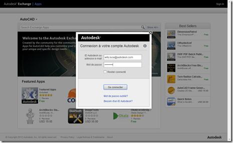 Autodesk Exchange_Apps