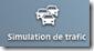 Simulation de trafic